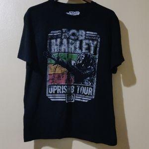 Old Navy Retro Bob Marley Concert T-shirt